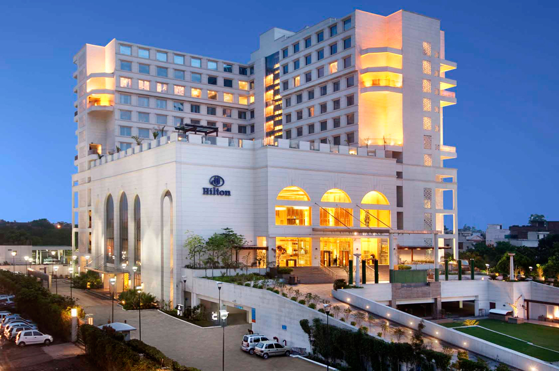 Hilton New Delhi Janakpuri Is One Of Four Hotels Resorts Properties In India