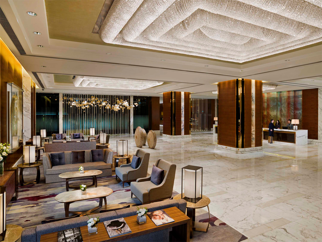Home Gym Design Companies Shangri La Announces The Official Debut Of Kerry Hotel