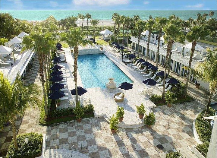 Kimpton S Surfcomber Miami South Beach