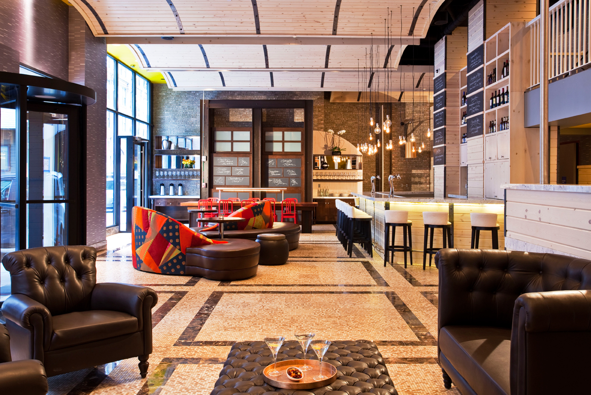 Tryp By Wyndham Unveils First U S Hotel In New York City