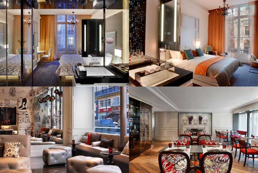 Hotels Near Opera Paris