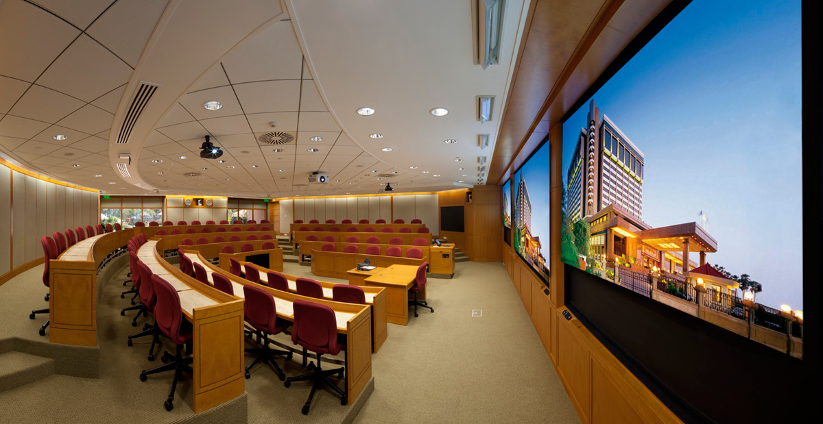 Harvard Classroom Design ~ Taj opens harvard business school classroom at lands end