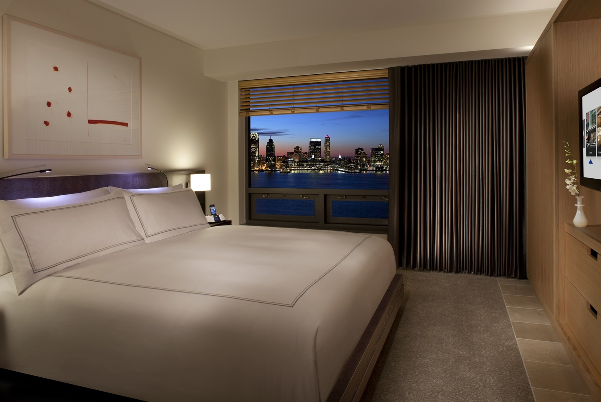 Conrad New York Opens In Battery Park City Bringing A Sense Of Luxury And Style