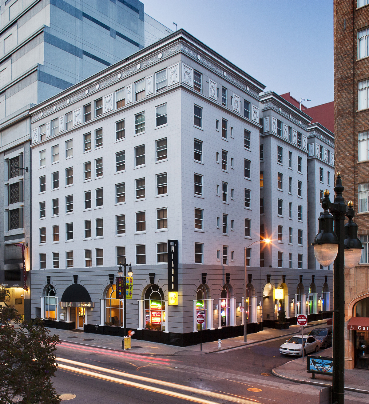 Pebblebrook hotel trust acquires the hotel milano in san for Hotel milano