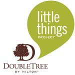 DoubleTree Little Things Project
