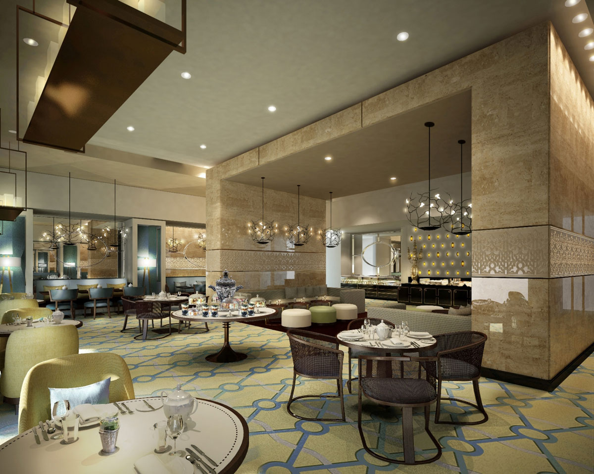 Interior Designer Furniture Palace ~ Swissôtel makkah set to commence operations in the islamic