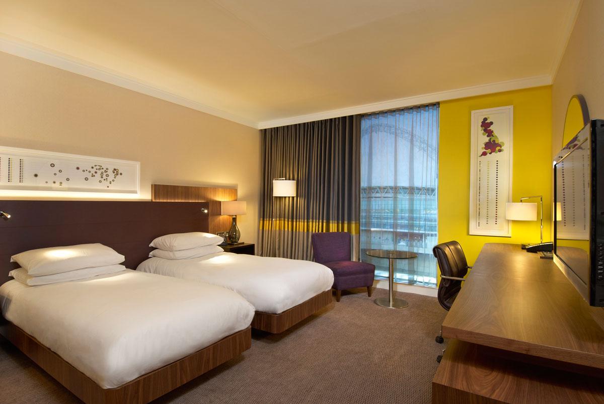 Hilton hotels resorts set to unveil landmark hotel in for Recamaras pintadas