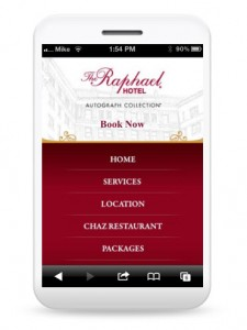 Does your hotel need a mobile site or mobile app?