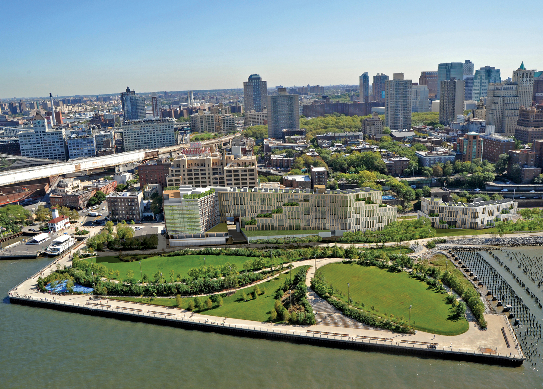 Toll Brothers And Starwood Capital Group To Develop Luxury 1 Hotel Residential Complex At Brooklyn