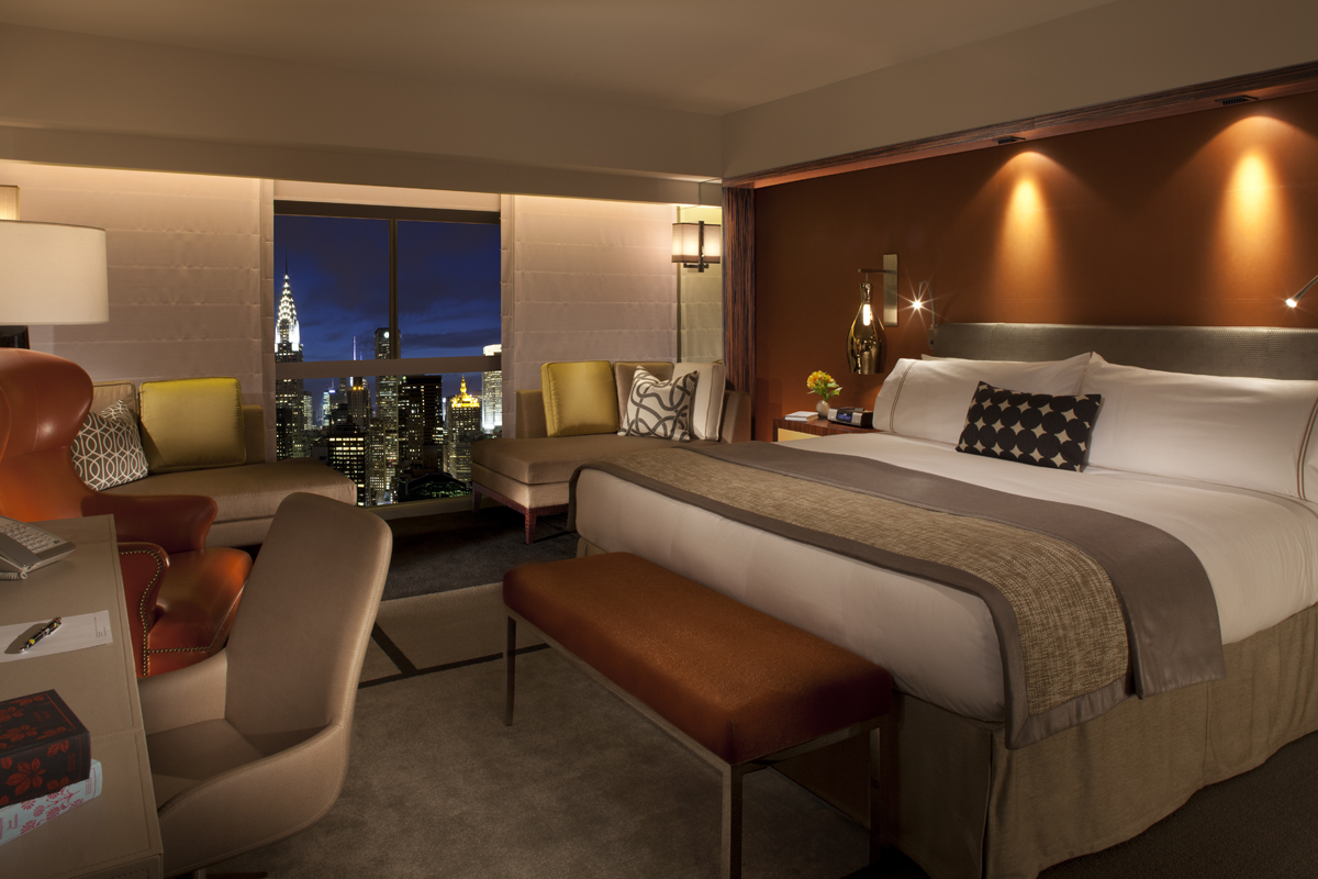 Millennium un plaza hotel new york launches major upgrade for Modern hotel nyc