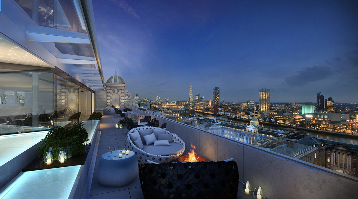 Me London The Flagship Project Of Meliá Hotels International In British Capital To Open September