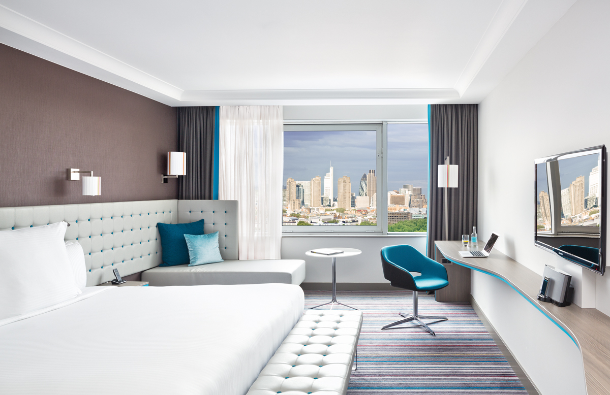 Accor opens first pullman hotel in the uk at london st pancras for Pullman hotel
