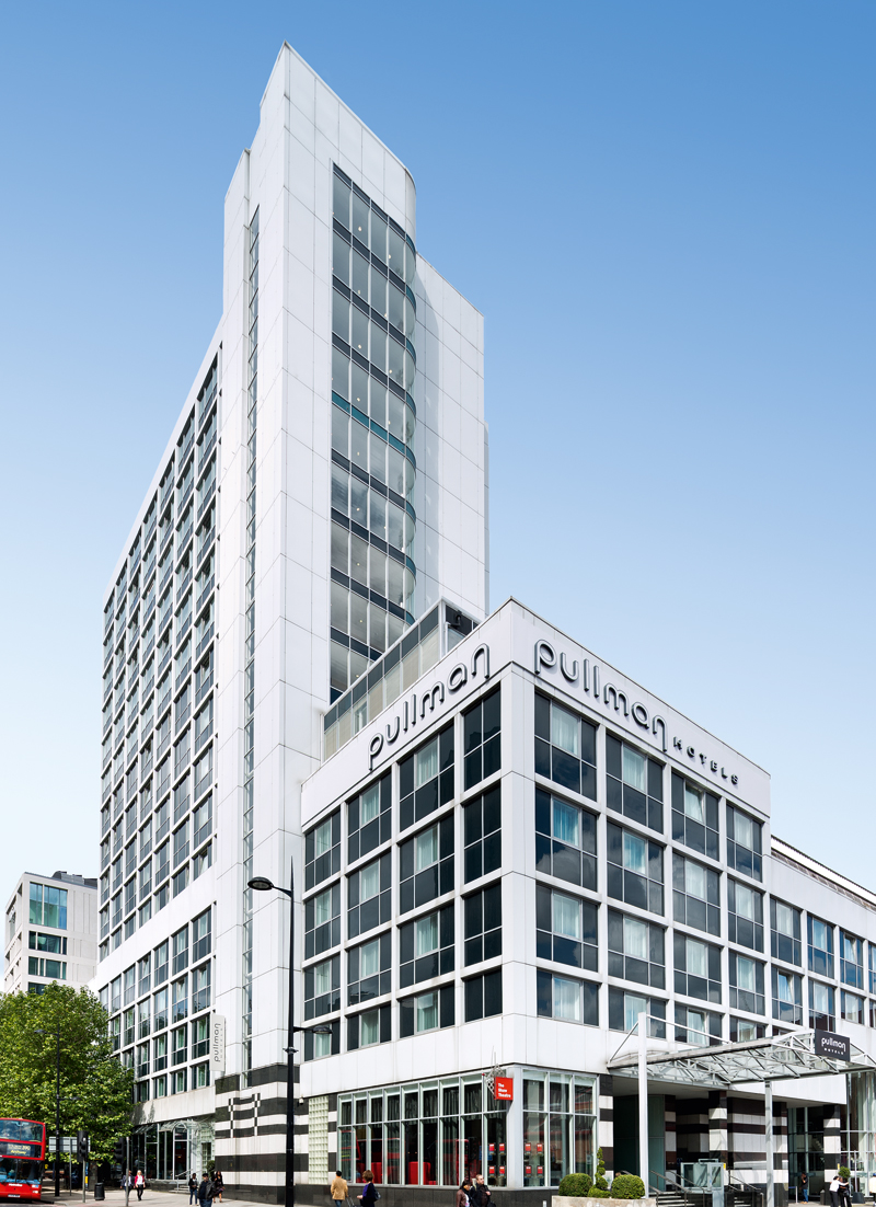 Accor Opens First Pullman Hotel In The Uk At London St Pancras