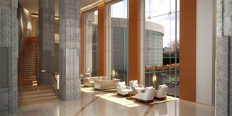 Hyatt Hotel Chennai Spa