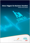 Stress Triggers for Business Travelers | Traveler Survey Analysis