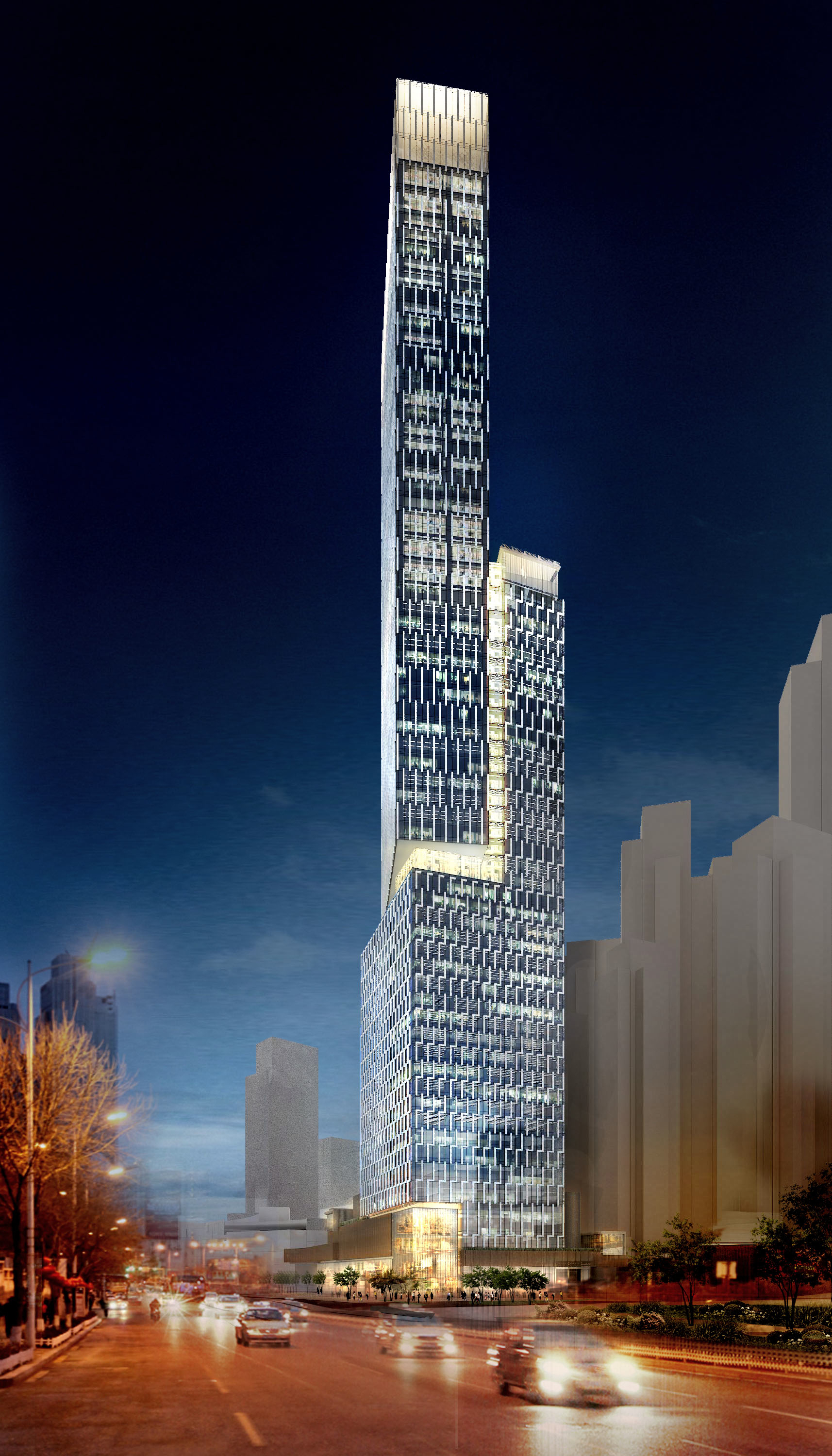 Hyatt Announces Plans For A Park Hyatt Hotel In Qingdao China
