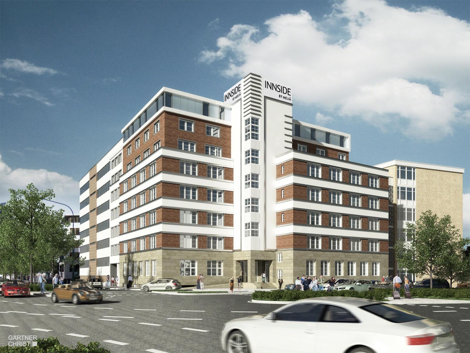 Meli hotels international to open a new innside by meli for Designhotel essen