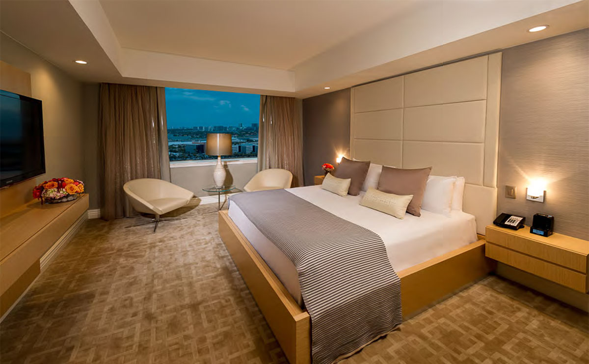 Rooms: InterContinental Miami Unveils $30 Million Redesign