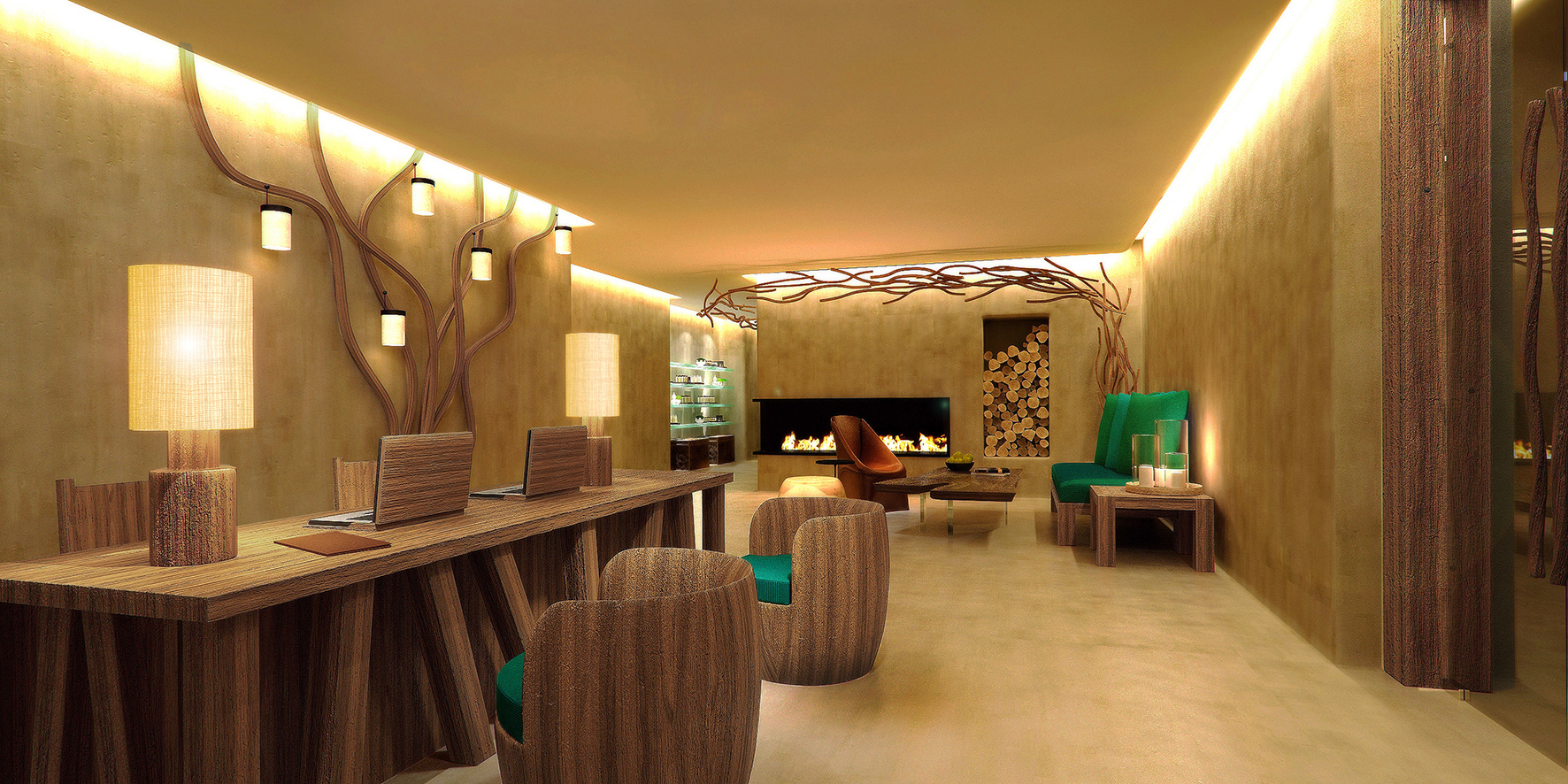 Six Senses Spa Opens At The Alpina Gstaad