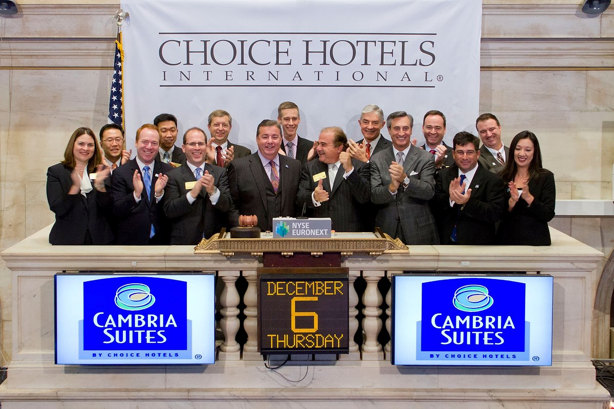 Cambria suites announces entry into new york for Choice hotels