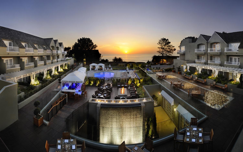 Lasalle Hotel Properties Acquires L Auberge Del Mar In