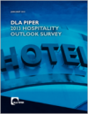 DLA Piper 2013 Hospitality Outlook Survey