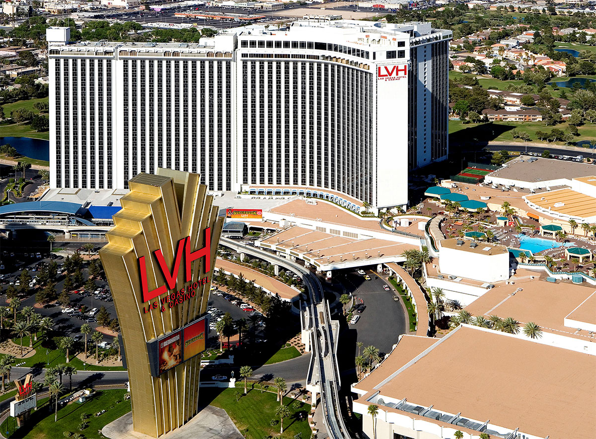 Lvh Las Vegas Hotel Amp Casino First To Join New Leo Hotel