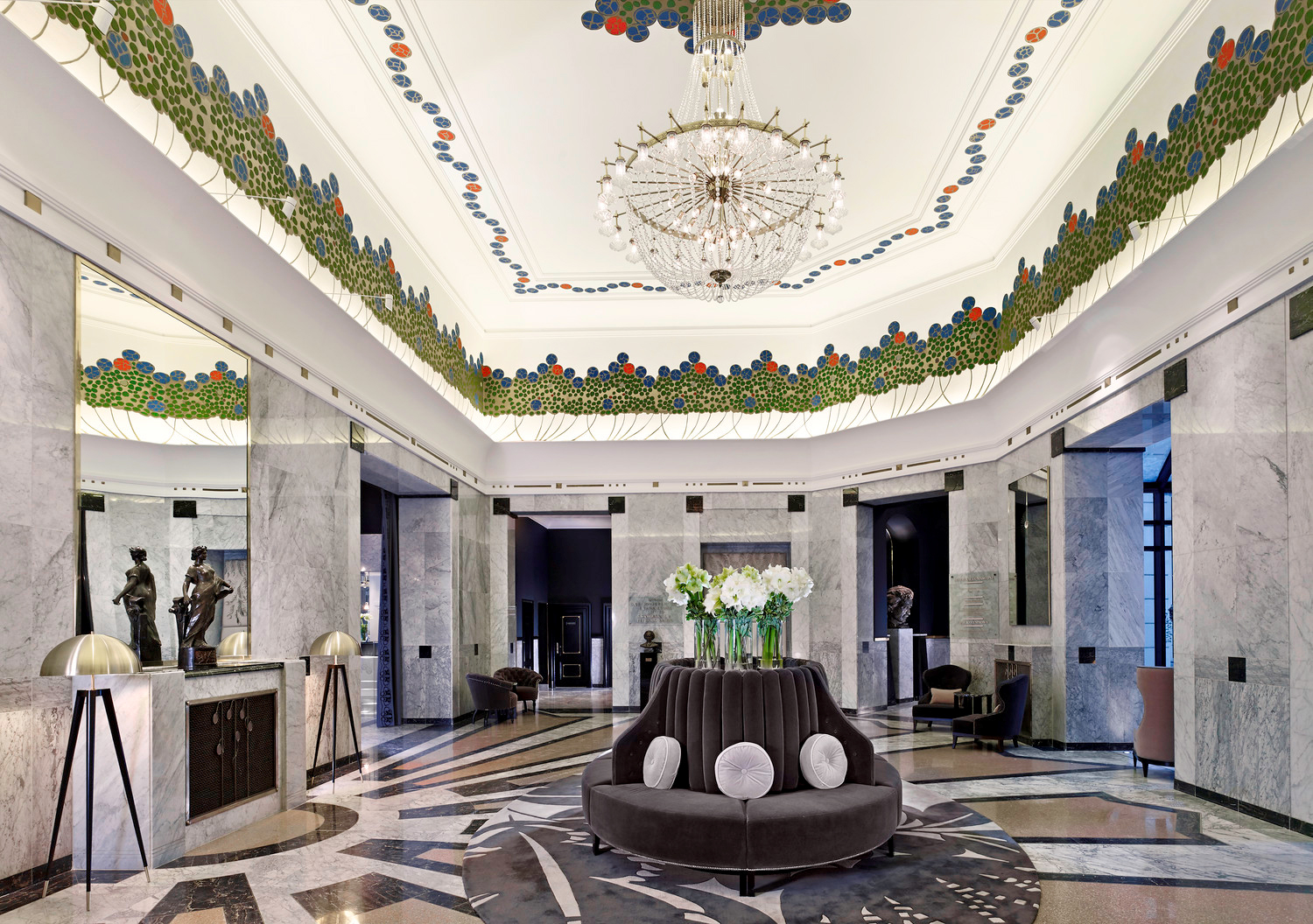 The luxury collection hotels resorts debuts in poland with the iconic hotel bristol in warsaw