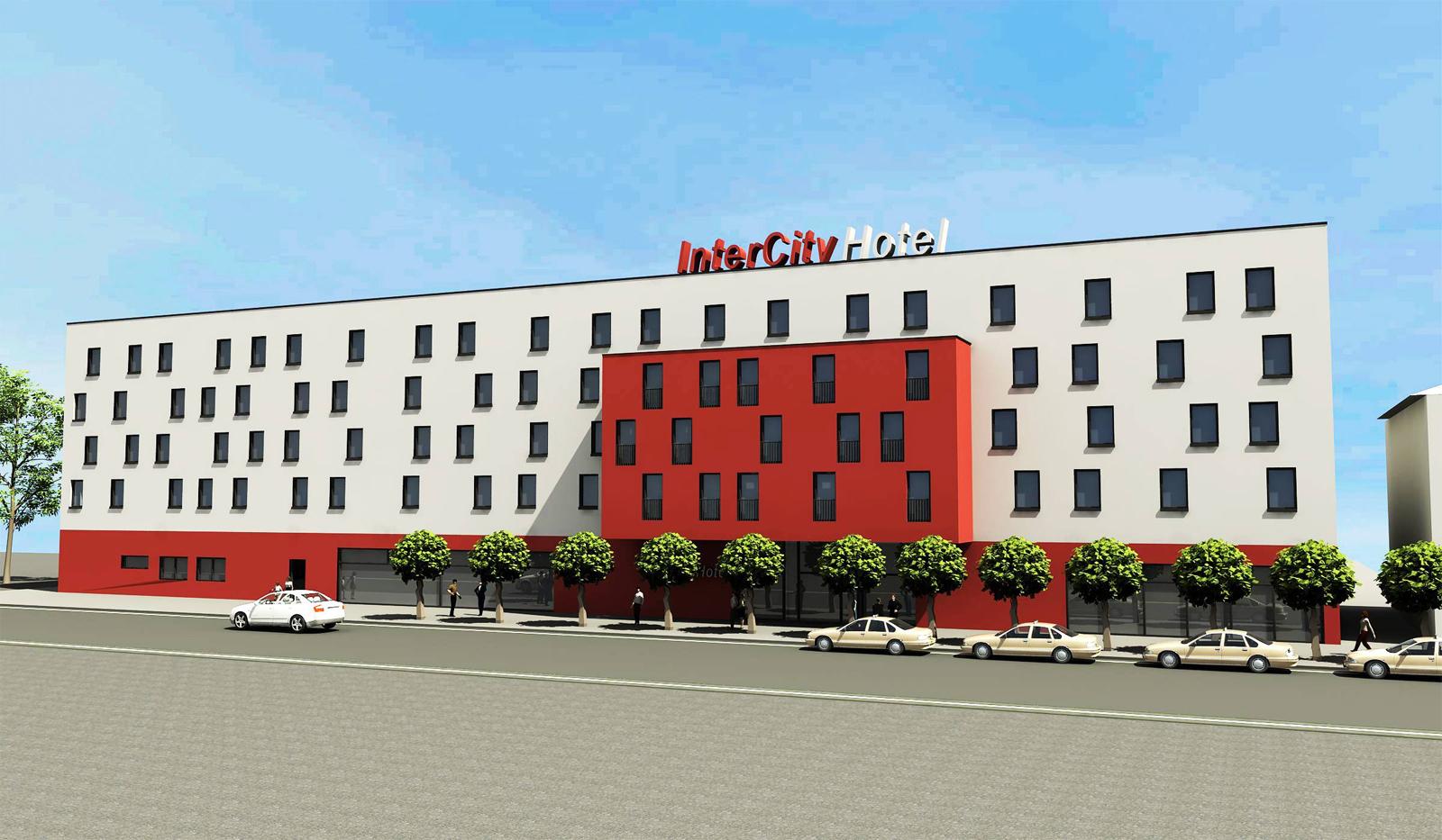 new intercityhotel in ingolstadt germany. Black Bedroom Furniture Sets. Home Design Ideas