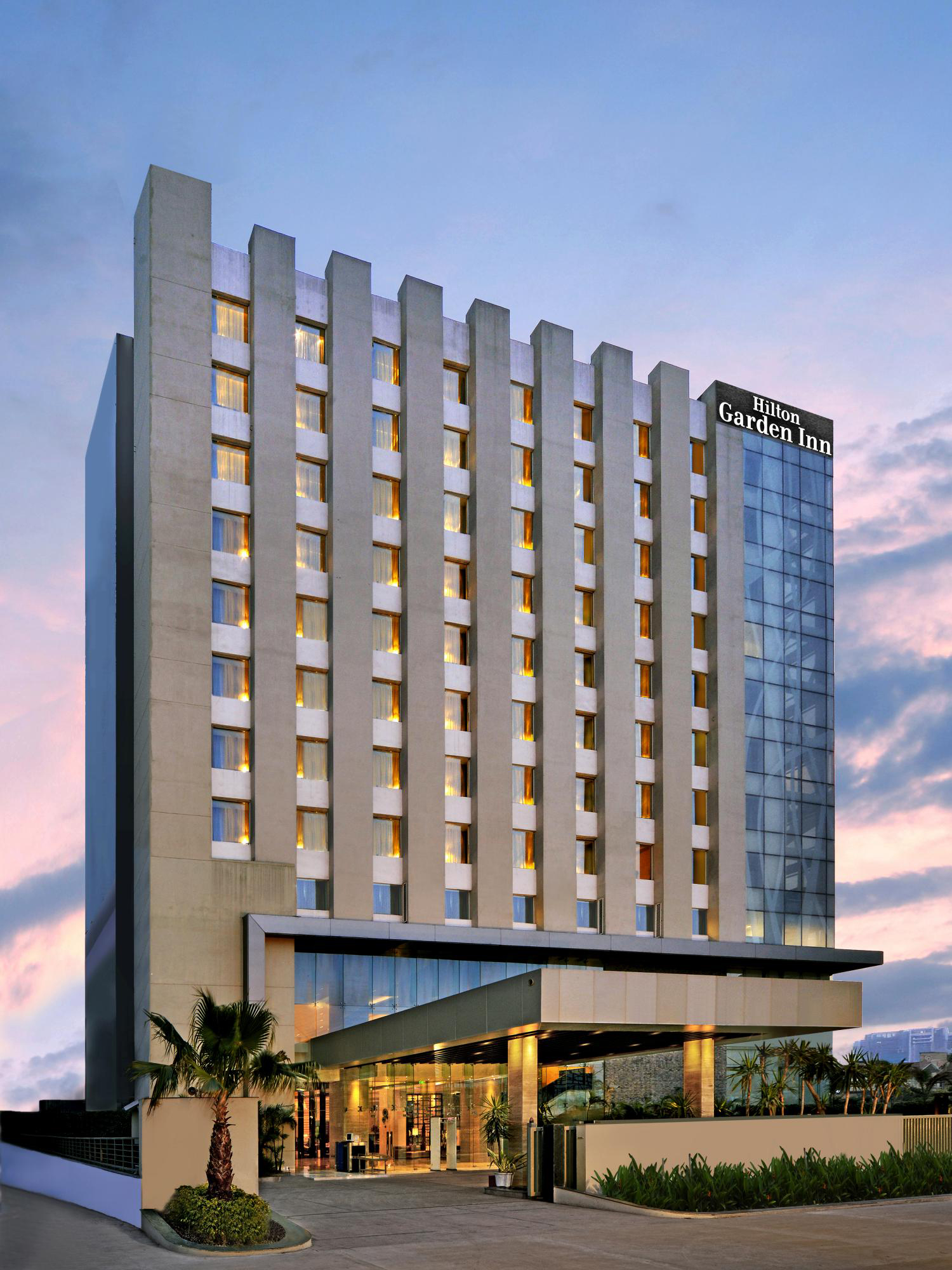 Dubai Hilton Hotel