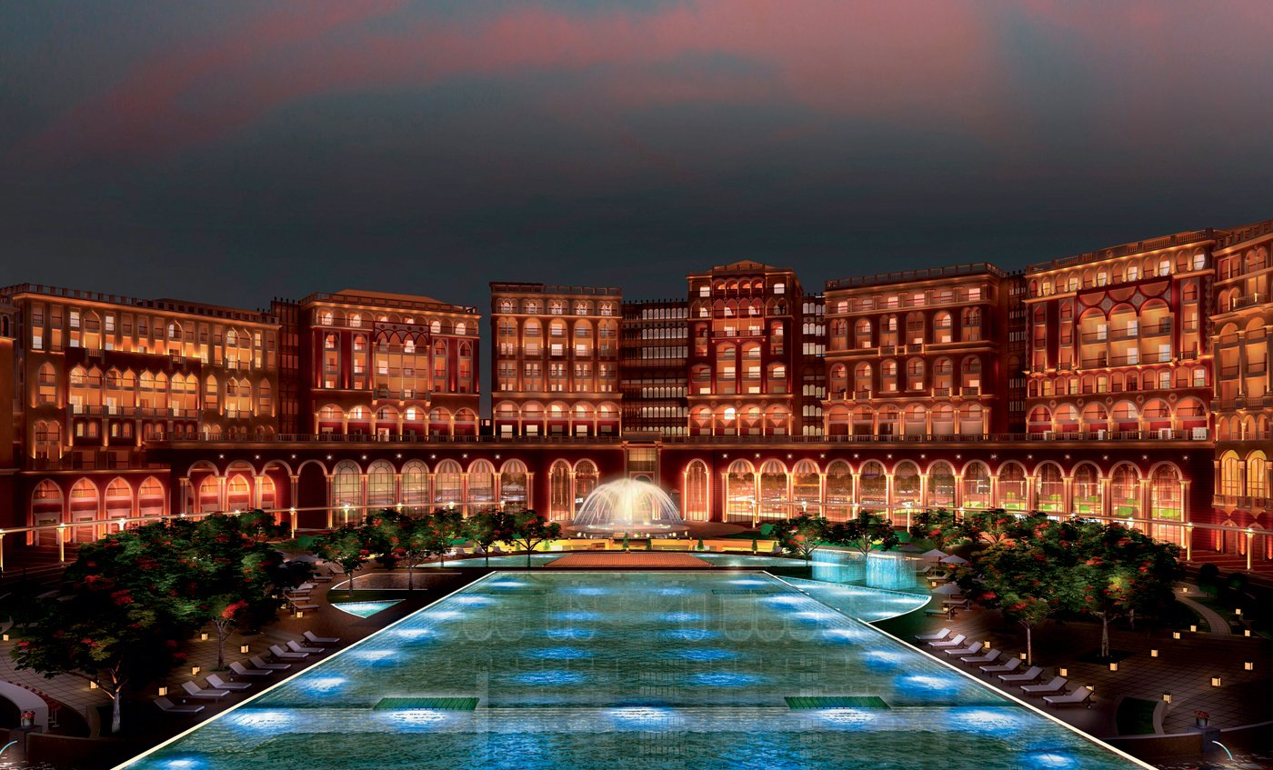 The Ritz Carlton Abu Dhabi Grand Canal Now Open