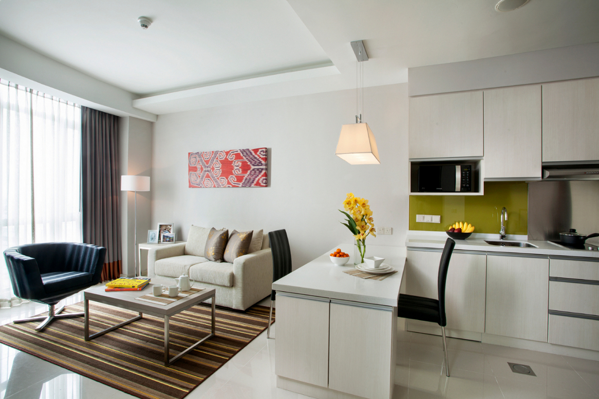 Ascott Opens First Citadines Serviced Residences In