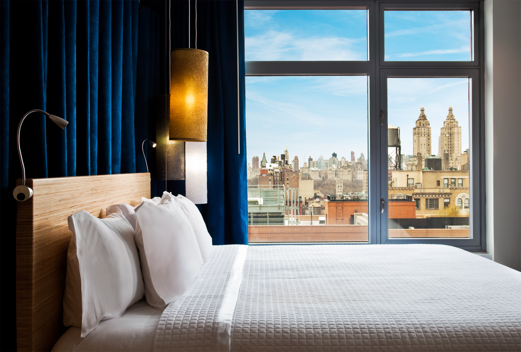 Nylo hotels releases design details of upcoming nylo new for Design hotel upstate new york