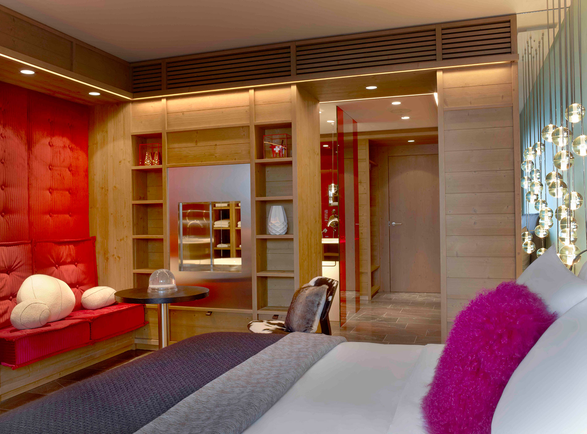 ... W Verbier Guestroom; Design ... & Design Miami/ Basel and W Hotels Worldwide Announce the Winners of ...