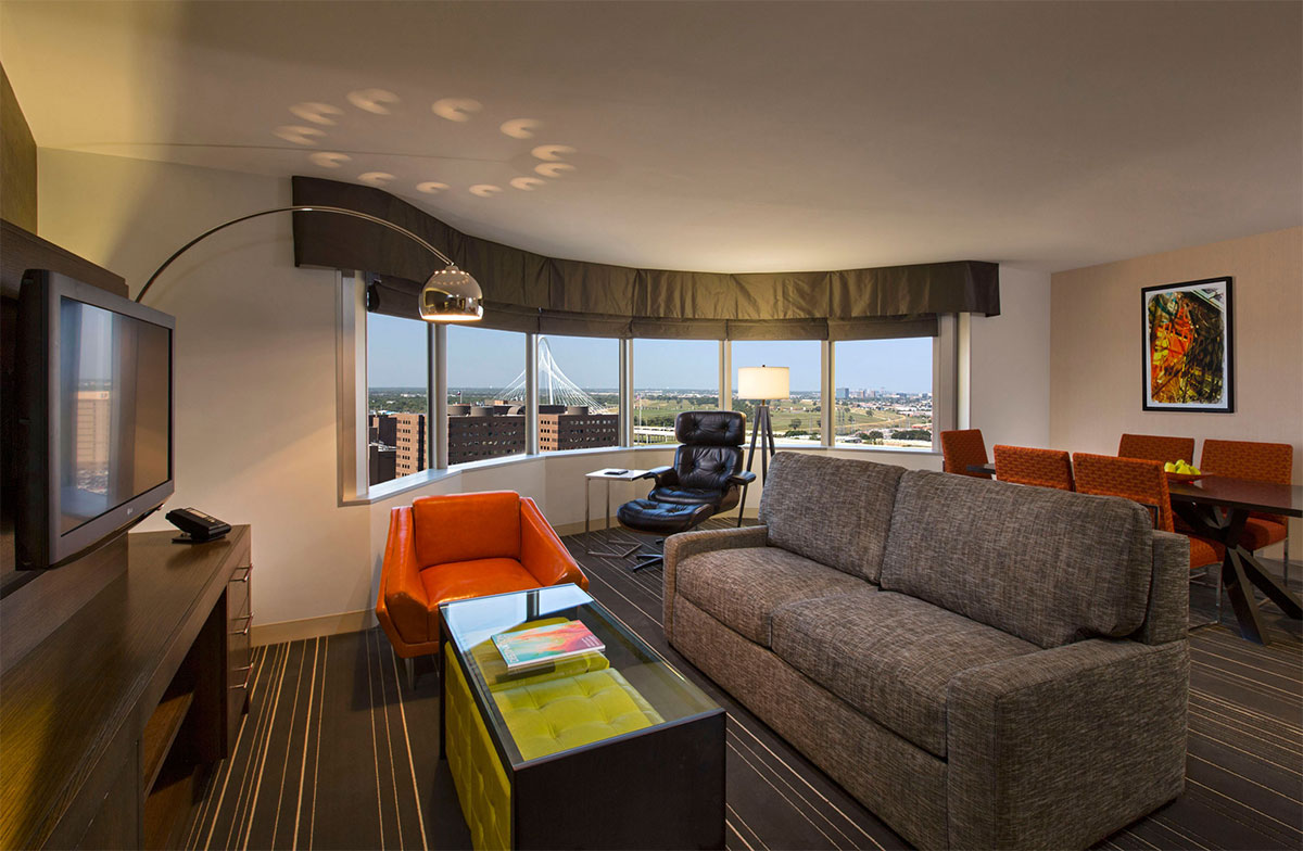 Hyatt Regency Dallas Announces Completion Of 50 Million Renovation