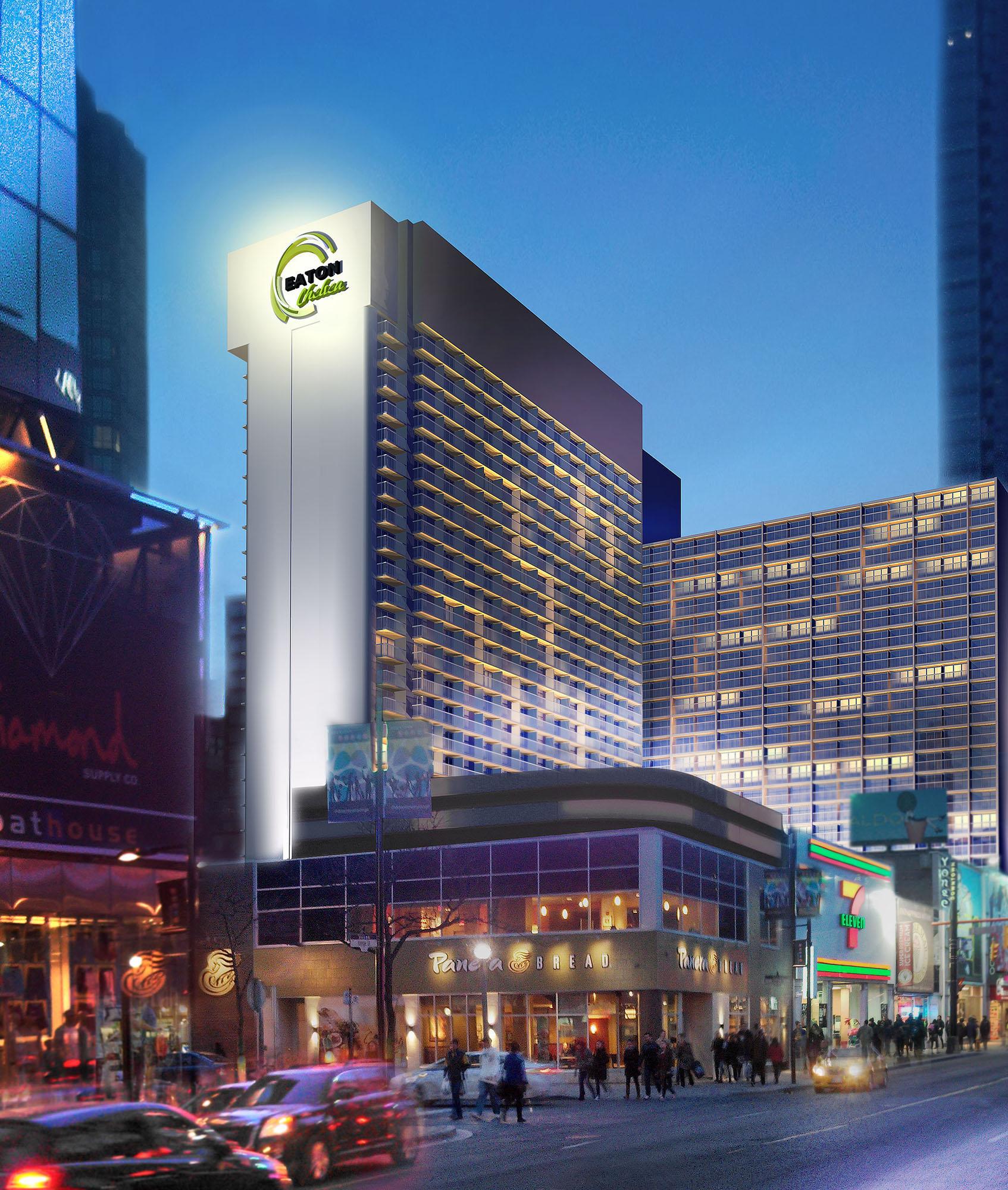 Hotel Luxe Toronto