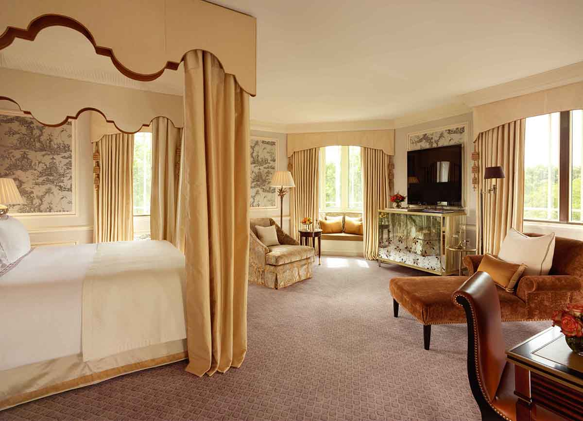 The Dorchester And 45 Park Lane Named Five Star Hotels By Forbes Travel Guide