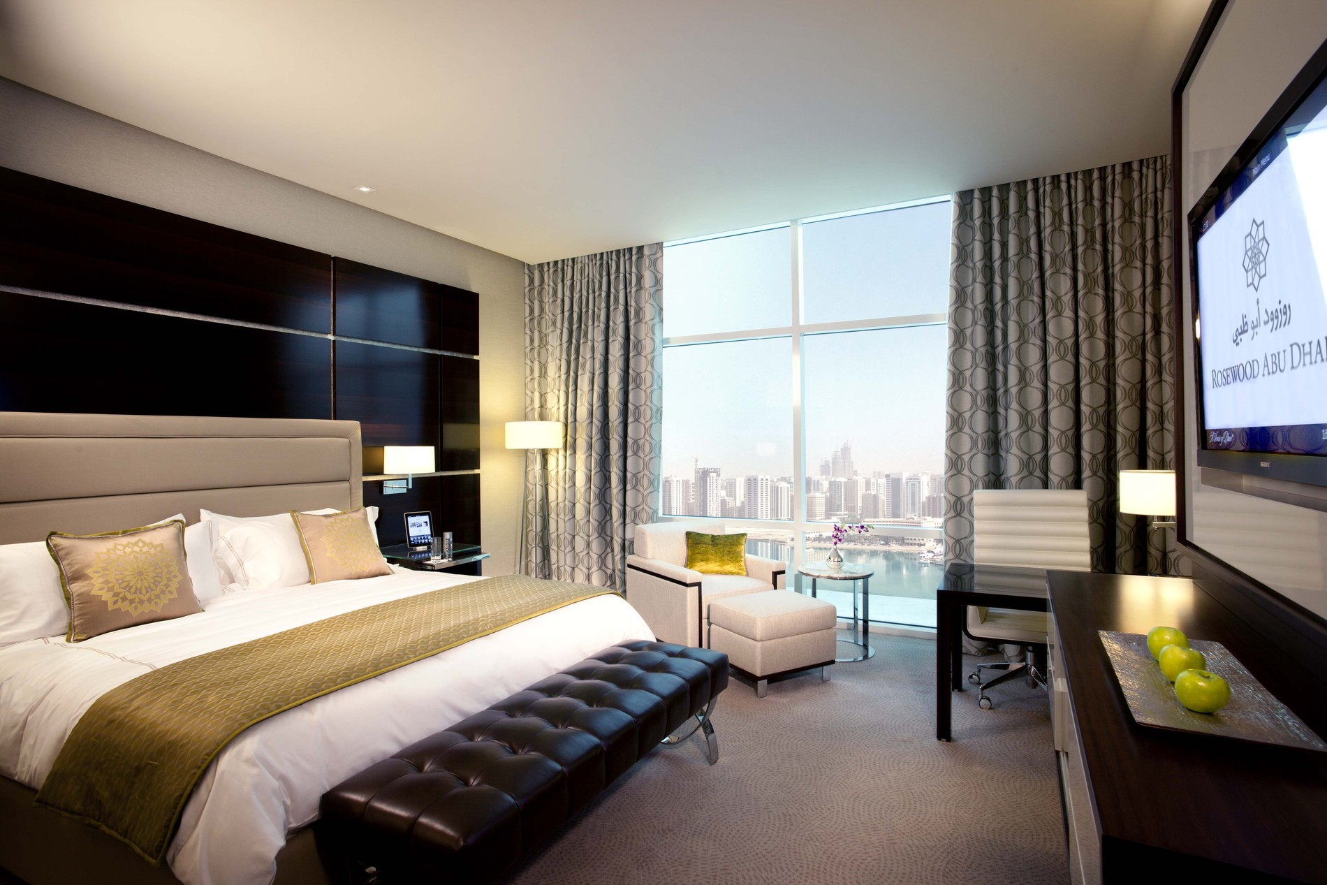 Rosewood abu dhabi opens doors to an ultra luxury lifestyle experience on may 1 2013
