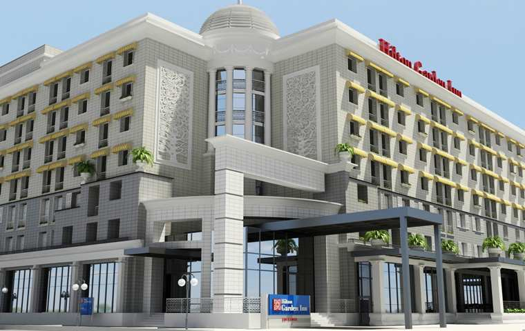 Hilton worldwide now welcoming guests in fourth russian city Hilton garden inn martinsburg wv