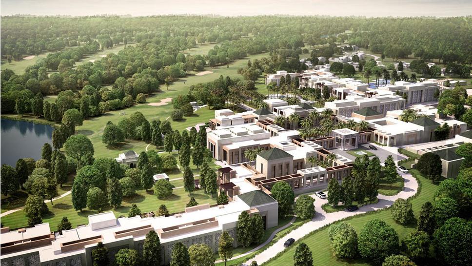 The Ritz Carlton Hotel Company L C Unveils Plans For New Urban Resort In Rabat Morocco