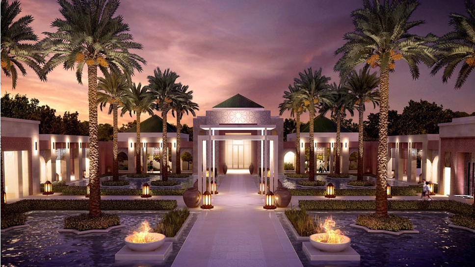 The Ritz Carlton Hotel Company L L C Unveils Plans For New Urban Resort In Rabat Morocco