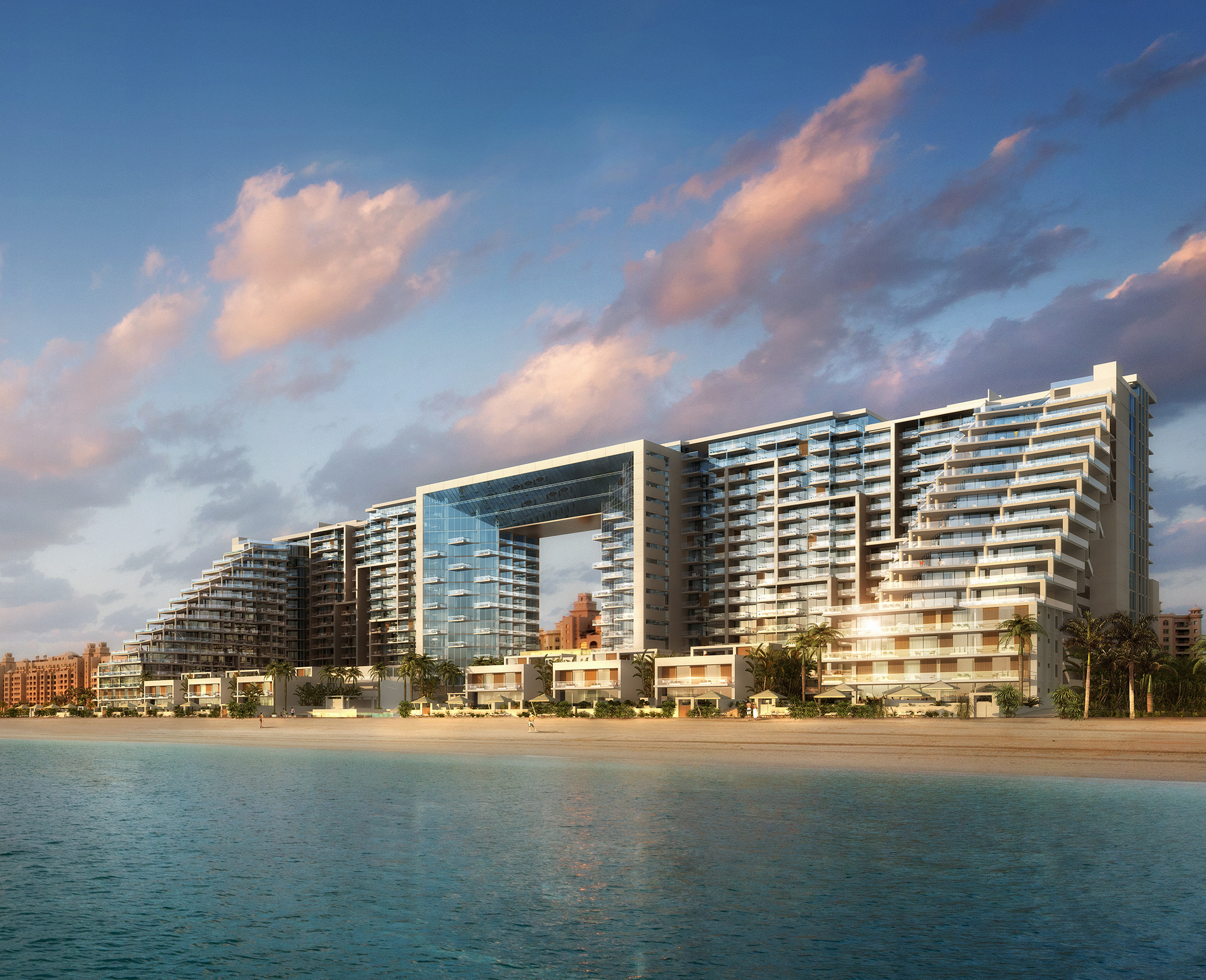 Viceroy dubai announced in the most sought after for Best hotels on the palm dubai
