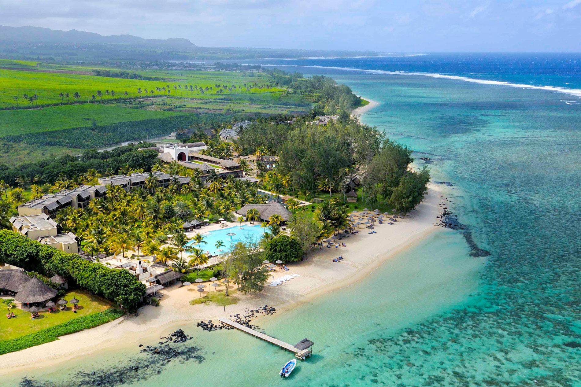 Hotel Outrigger Beach Resort Mauritius