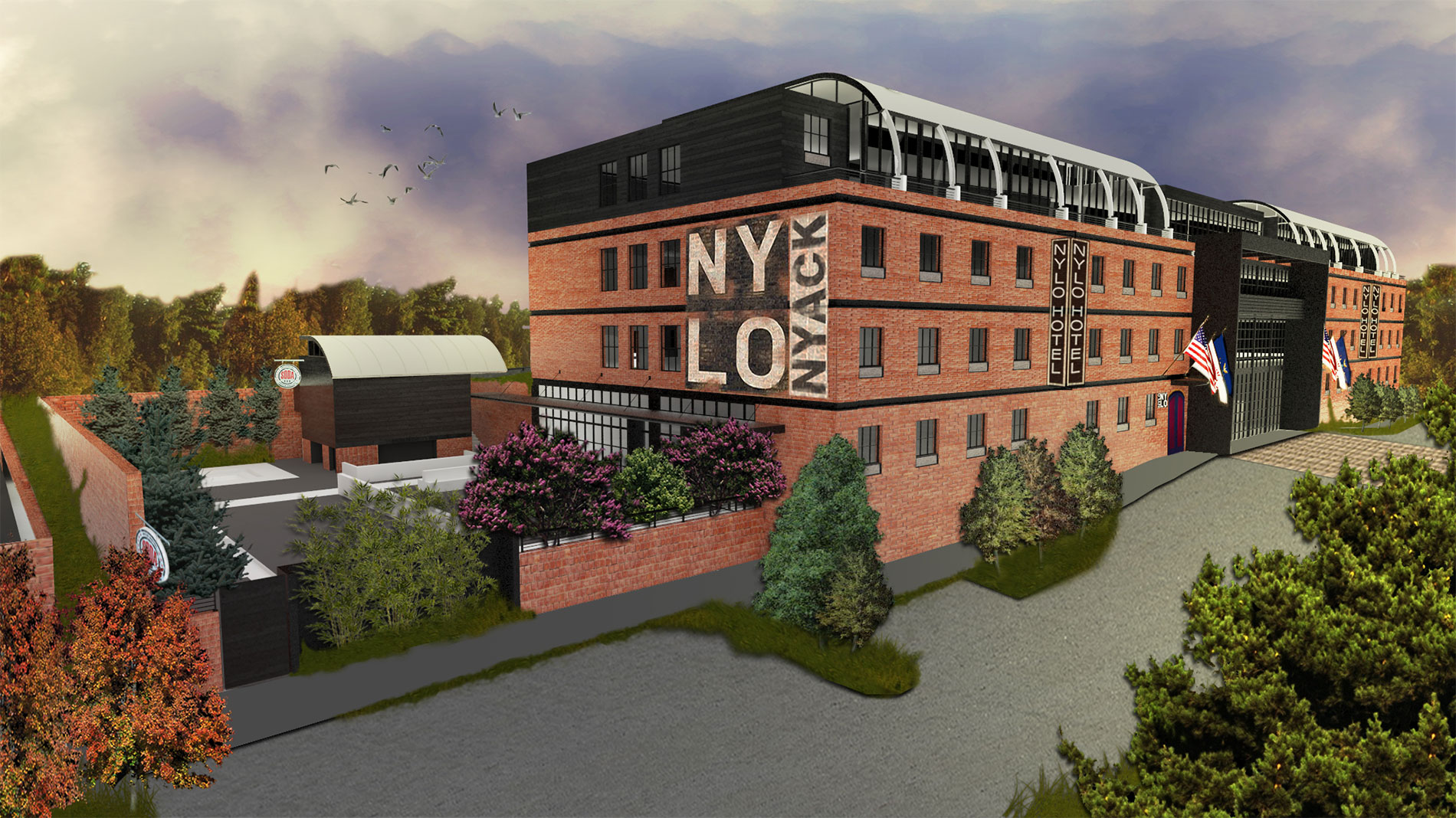 Nylo Hotels Announces Details Of Upcoming Nylo Nyack New York