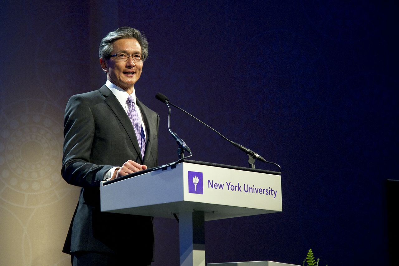David Kong Speaking At The Nyu International Hospitality Investment Conference Best Western New