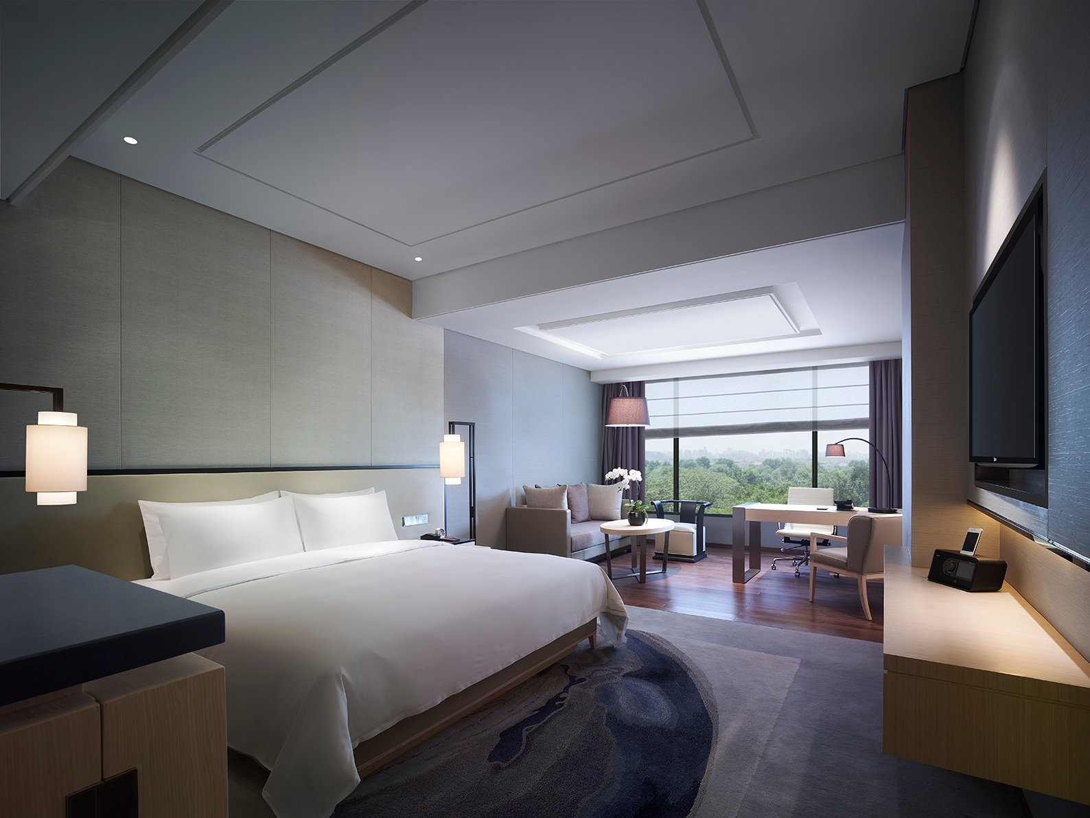New World Beijing Hotel To Open October 2013