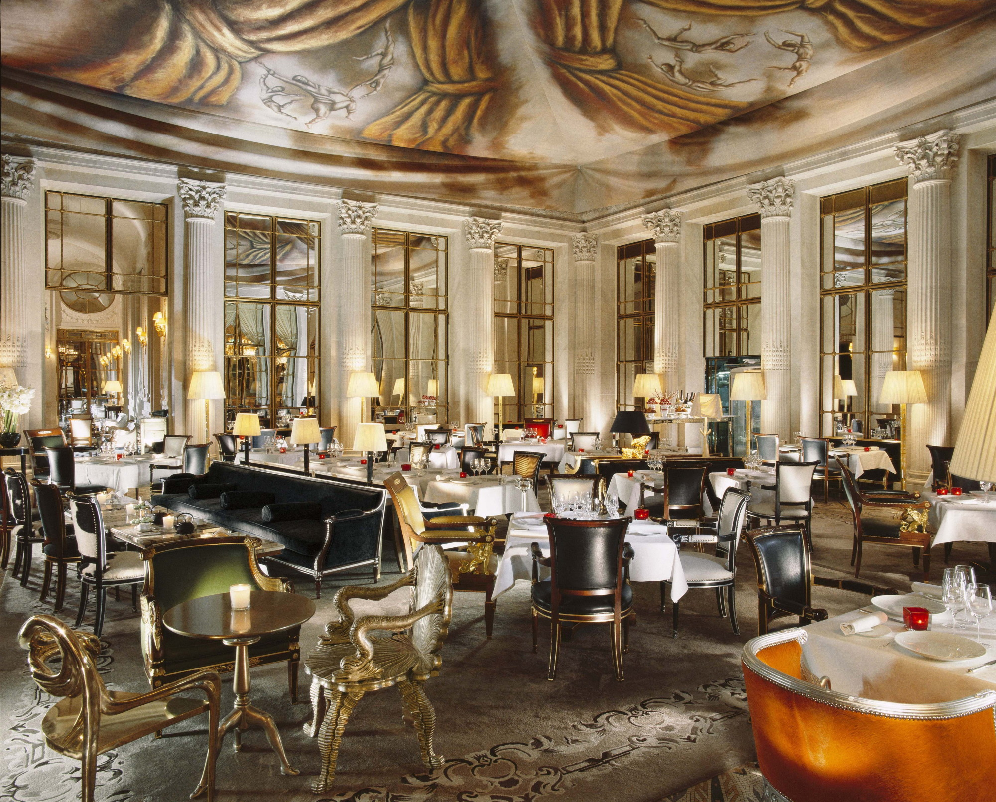 Le Meurice Announces The Arrival Of Alain Ducasse In