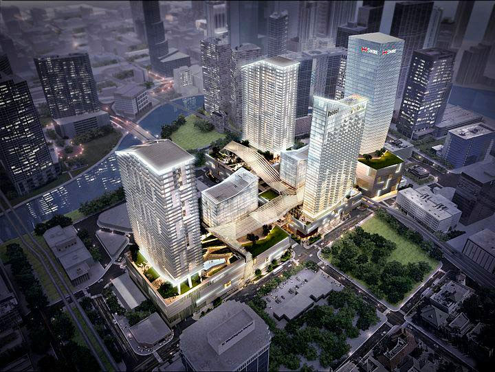 Swire Properties To Bring East Hotel Brickell Citycentre