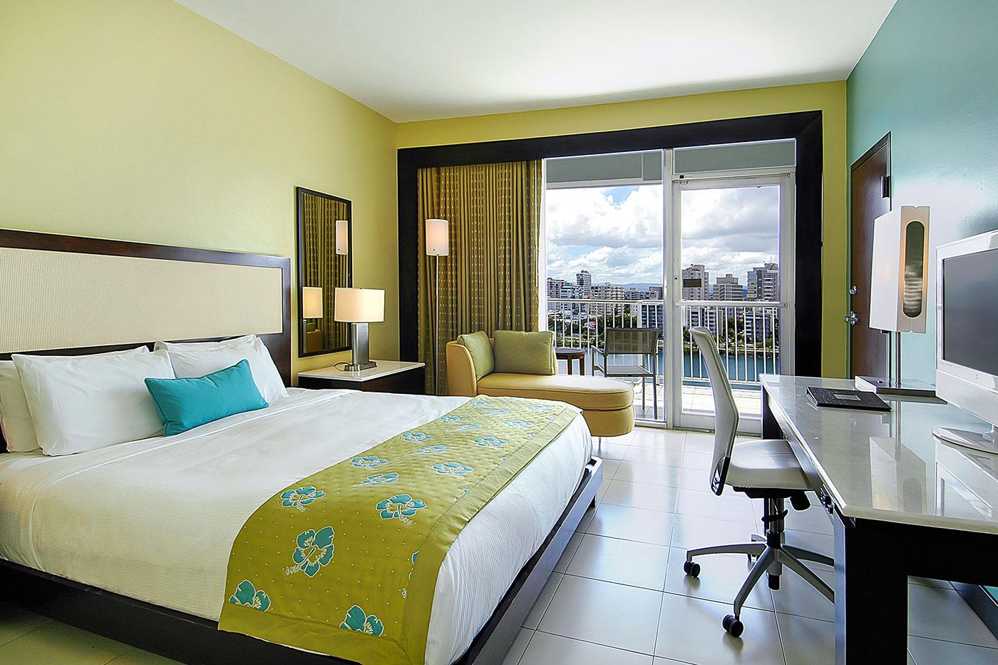 Room photo 4185403 hilton condado plaza hotel casino 2 bedroom suites san juan puerto rico