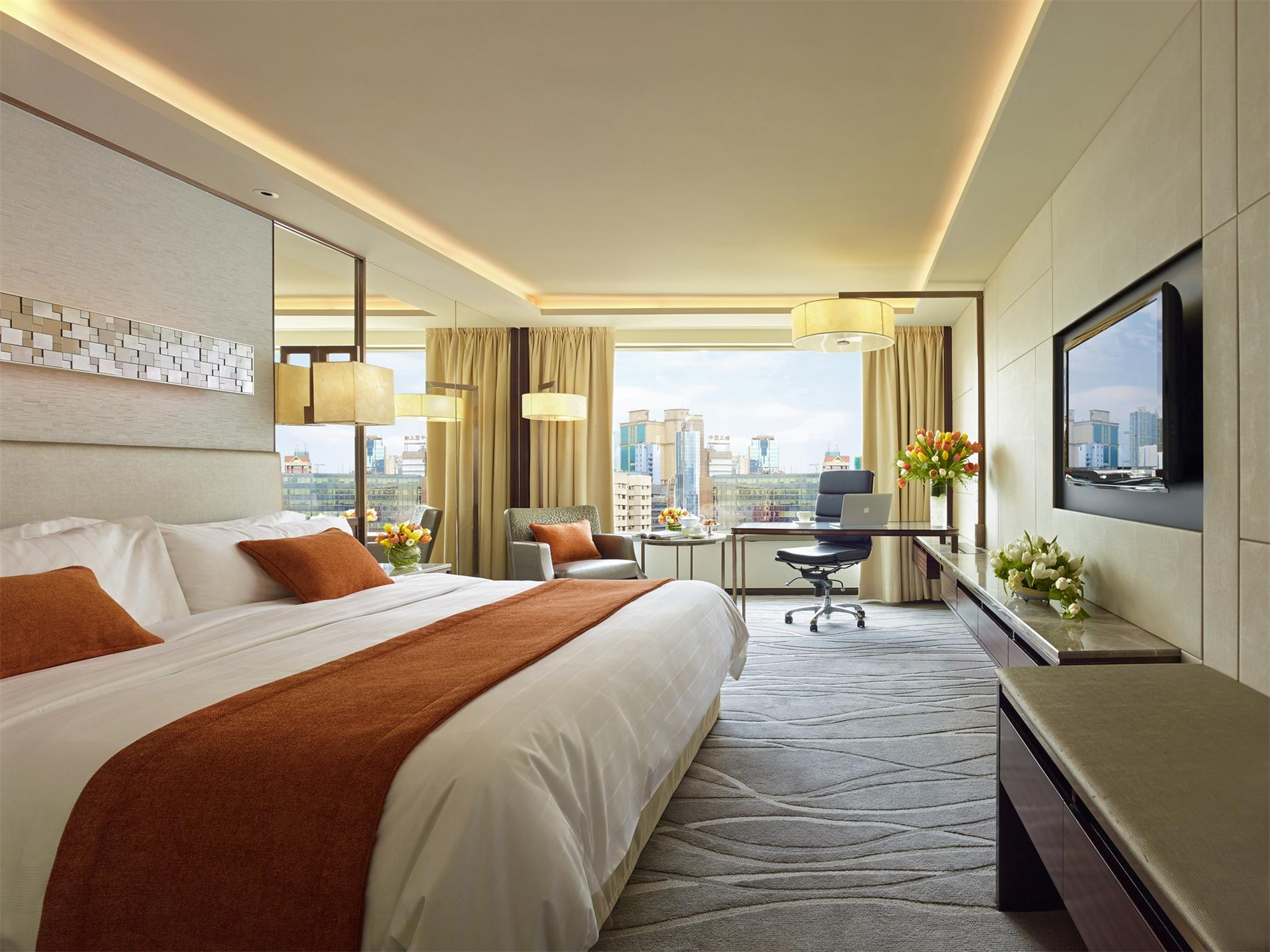 Intercontinental Grand Stanford Hong Kong Unveils Newly